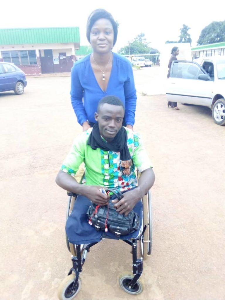 Ibrahim Bello – Munie